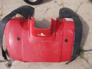 Used Honda ATV Fourtrax  plastic fenders Moose Jaw Regina Area image 10