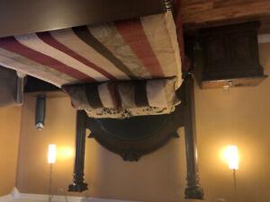 Master Bedroom Set,  Queen. 2 night stands, 2 dressers $1000