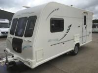☆ 2010/11 BAILEY OLYMPUS 462 ☆ TOURING CARAVAN 2 BERTH ☆ MOTOR MOVER ☆