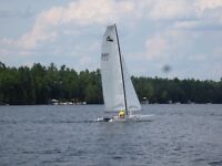 Hobie Cat Miracle 20 Catamaran
