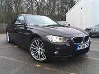 64 PLATE BMW 320d ( 184bhp ) ( BluePerformance ) M SPORT+FULL LOADED!!!!