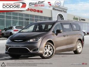 2018 Chrysler Pacifica Touring-L Plus  | HEATED 1ST/2ND ROW | DV