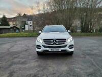 2016 Mercedes-Benz GLE GLE 250d 4Matic Sport 5dr 9G-Tronic White 1 owner ESTATE