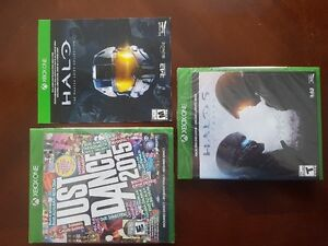 For sale and or Trade - XBox one Games - new unused