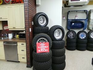 SAVE THE TAX ON ALL INSTOCK GOLF CART WHEEL AND TIRE PACKAGES Belleville Belleville Area image 6