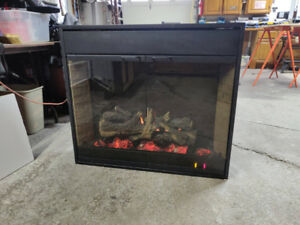 "VCEF36 Vermont Castings 36"" Electric Fireplace Insert"