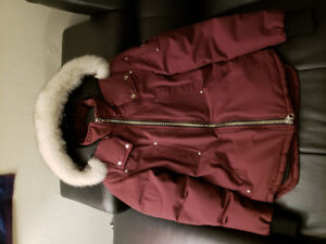 Moose Knuckles - Canuk - Mens - Limited Oxblood - XS