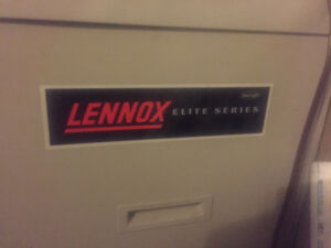 LENNOX FURNACE HIGH 50000BTU