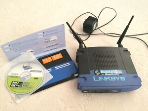 Lynksys Wireless router