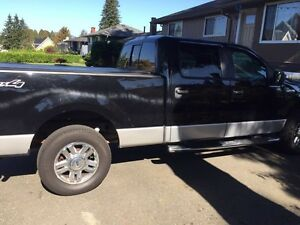Ford F150  Black 4x4 for sale