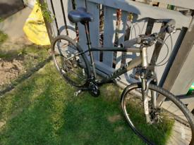 Carrera Crossfire Hybrid Mountain Bike