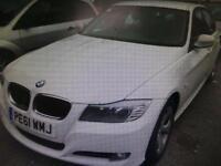 2011 BMW 3 Series 2.0 320d EfficientDynamics 4dr 4 door Saloon