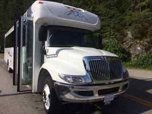 Commercial Bus for sale