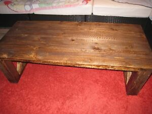 2 coffee tables, black tv stand, area rug, and 3 light fixtures Cambridge Kitchener Area image 1