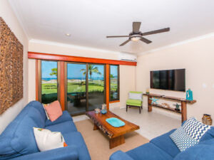 New 2-Bed, 2-Bath Beachfront Condo in Costa Rica