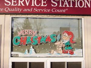 Sign and Window Advertisement Painting Kitchener / Waterloo Kitchener Area image 1