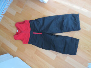 Toddler Snow Pant size 12 month