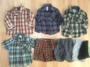 Boys Clothing Lot - Size 12 Months