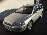 Volvo V70 2.4 (170bhp) SE Estate 5d 2435cc auto