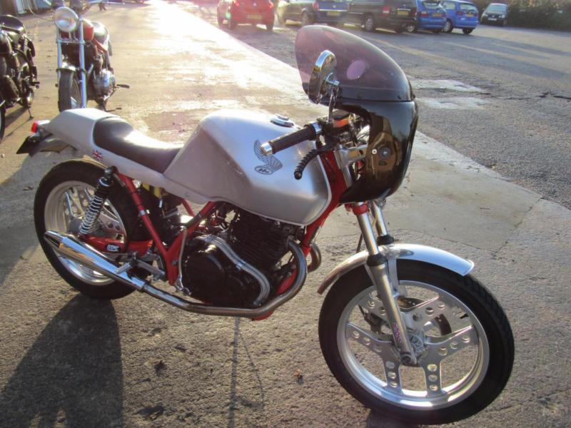 Owners Manual honda v30 500cc