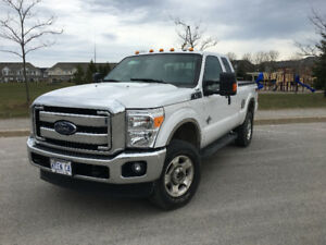 2015 Ford F250 XL Pickup Truck