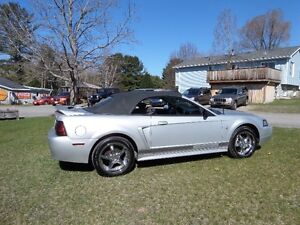 2000 MUSTANG CONVERTIBLE -V6 AUTO /SUPER CLEAN ONLY $3995.CERT