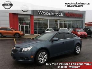 2012 Chevrolet Cruze LT Turbo   - $83.27 B/W