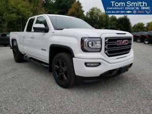 2019 GMC Sierra 1500 Limited   - Navigation - SiriusXM