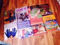 8 TEXTBOOKS FOR EARLY CHILDHOOD EDUCATION