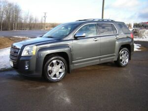 2011 GMC TERRAIN***SLT***AWD***HEATED LEATHER***UNDERCOATED***