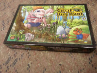 The Great Bug Hunt Board Game - Like new