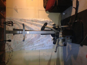 Bowflex Ultimate Workout System
