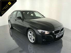 2015 BMW 330D M SPORT AUTOMATIC DIESEL 258 BHP 4 DOOR SALOON FINANCE PX