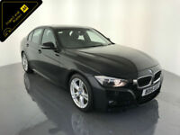 2015 BMW 330D M SPORT AUTOMATIC DIESEL 258 BHP 4 DOOR SALOON FINANCE PX