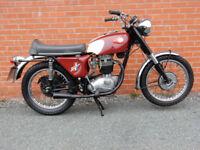 BSA B44 VICTOR CLASSIC 1967 441cc