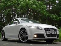 2010 10 Audi TTS 2.0 TFSI T (268 bhp) 3dr S Tronic Quattro..HIGH SPEC..STUNNING!