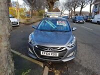 Hyundai I30 1.6 CRDI BLUE DRIVE ACTIVE 110PS (grey) 2014