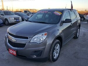 2010 Chevrolet Equinox LS SUV, Crossover, Low Kms, with Warranty