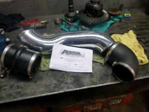 Anderson Power Pipe for a foxbody