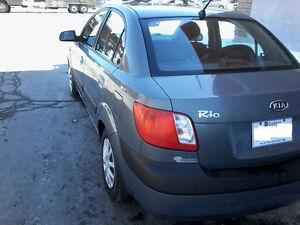 2006 Kia Rio Berline 1.6 L