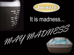 May Madness Sale at Premium Pool and Spa