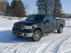 07 Ford f150