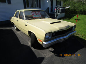 1973  Plymouth Valiant