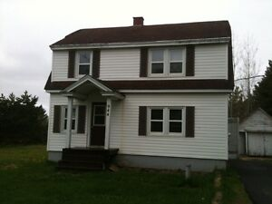 3 Bedroom House Moncton (North)