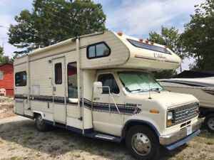 1990 Ford Citation 24' Motor Home