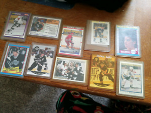 Sum hockey cards for sale or trade...make me a offer