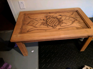 Rustic Mexican Coffee Tables