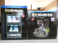 Limited Edition Season 3 And 4 Set Of The Walking Dead