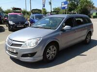 2010 VAUXHALL ASTRA 1.9 CDTi 8V Design [120] 5dr Estate