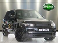 2014 LAND ROVER RANGE ROVER SDV6 VOGUE PROJECT KAHN RS600 CONVERSION WITH FULL B